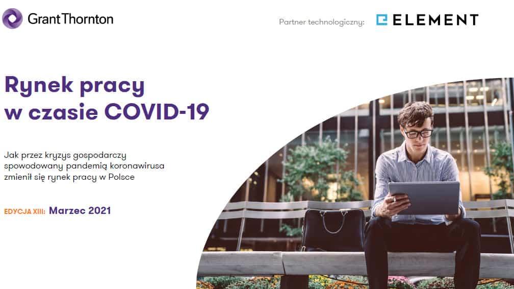 Raport z rynku pracy - pandemia covid-19