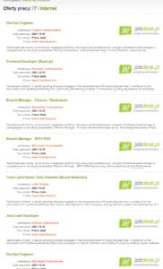 Teamquest Jobdesk oferty pracy w branży IT